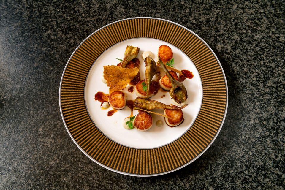 Restaurant Chamonix Le Comptoir des Alpes