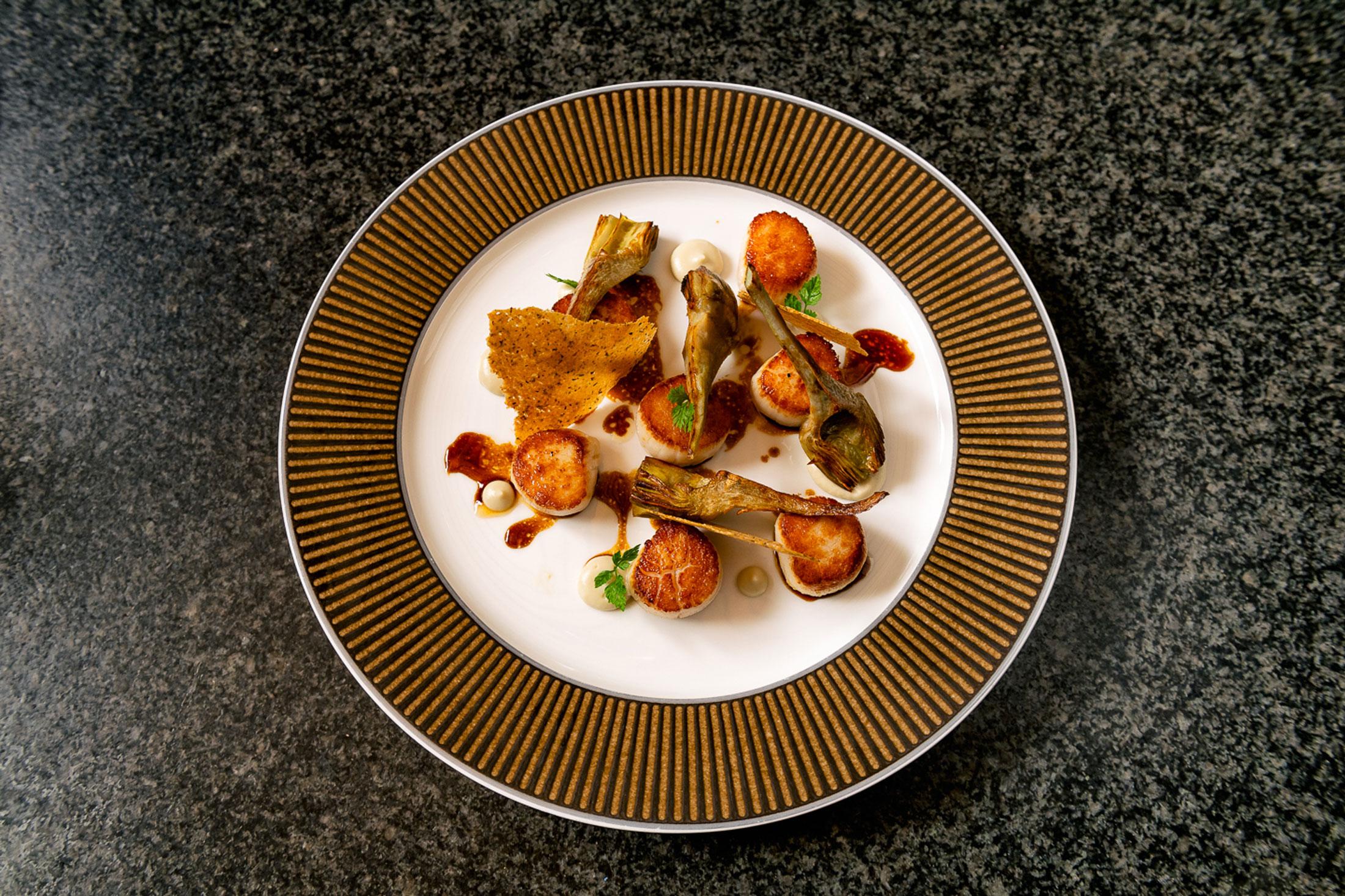 Chamonix Restaurant Le Comptoir des Alpes